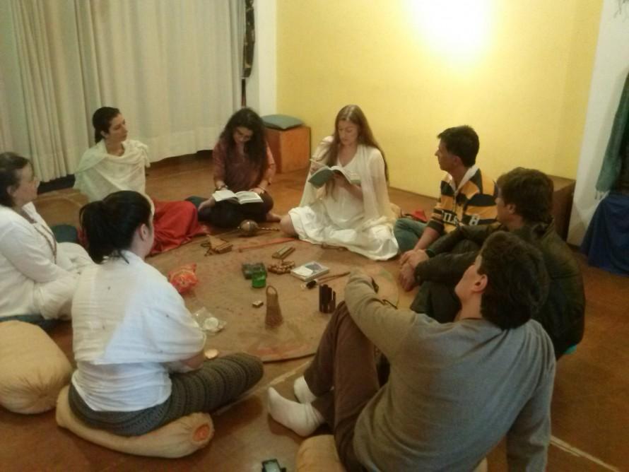 Roda de Leitura - Ramayana
