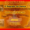 Sagrado na Dança - 2007 flyer